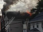 Brighton Fire, 107 Murdock Street