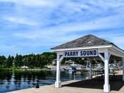 Parry Sounf Town Dock