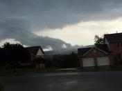 Summer Storm Wild Clouds!