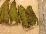 Green Chile Pork Chops