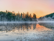 1c. Sunrise at White Lake