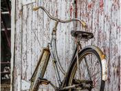 Vintage Eaton Glider Bike