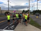 North Margaraet Bike Lane Inauguration