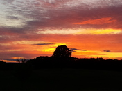 Rollinsford Sunset