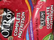WalMart Ol' Roy Dog Food Contaminated with Mold