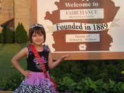 Sydney Coleman 2014 Little Miss Fairchance