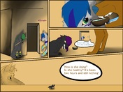 Omari's Story Page 1