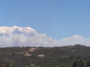 King fire, multiple fronts, 1 charging north