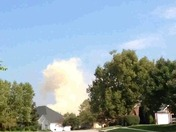 Oldham Co Gas line explosion