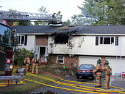 House Fire in Rochester NH yesterday