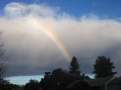 Rainbow in Marysville Ca.