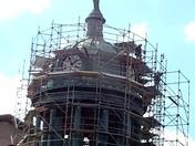 Courthouse Dome Refurbishing Job