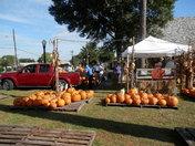 Slidell Pumpkin Patch is open