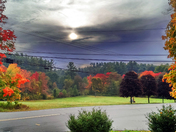 Fall Morning in Londonderry, NH