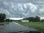 clouds in elkins
