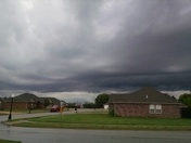 Pea Ridge clouds at 3:40