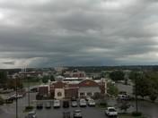 1st tornado warning pics looking north