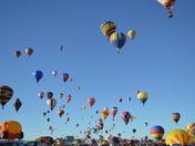 my first balloon fiesta shoot