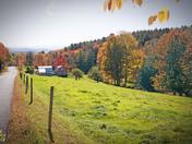 Autmn Vermont Farm