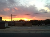 Sunset 10/5/14 Seminole