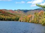 Fall in the White Mts.
