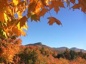 Fall Foliage in the White Mountains