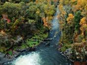 Fall at Prettyboy Dam