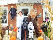 Trick or Treat 2014-Fager Family