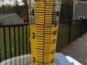 Rain gauge 3 1/2@