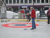 Curling on Worcester Common?