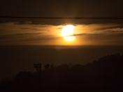 Sunset Eclipse