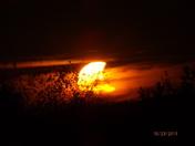 Solar Eclipse 10.23.2014