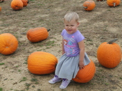 HOPE AT PUMPKIN PATCH