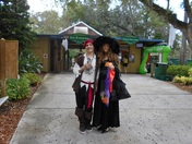 A Pirate Boo Bear, A Witchy Mom, and Autism