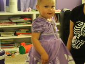 Hope as Sofia the first