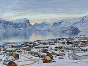 Cool Crisp Arctic Air