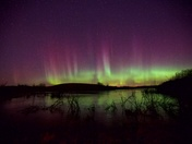 X-Flare aurora