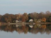 November afternoon on the Chester River
