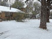 Kingfisher,Oklahoma SNOW