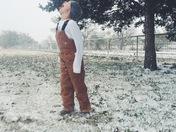 Snow day Sunday