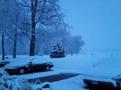 First Snow 2014