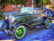 HDR Car