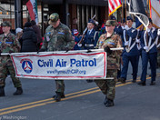 Thanksgiving Day Parade in Plymouth MA