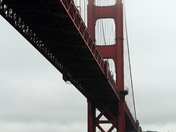 Foggy Day at the Golden Gate