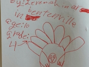 eat. me I'm a turkey