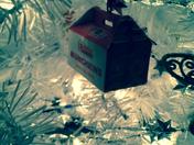 My christmas tree runs on dunkin