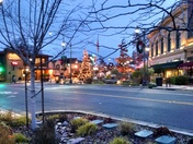 Downtown in December