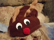 my little Rudolph