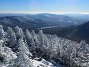 Jay Peak Summit View