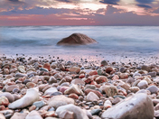 Black's Point Sunset